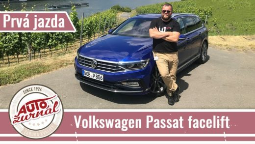 video test volkswagen passat 2019 recenze