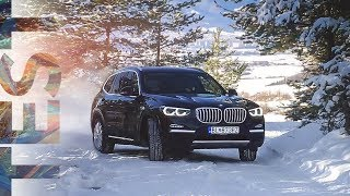video test 2018-BMW-X3-xDrive 30d-recenze