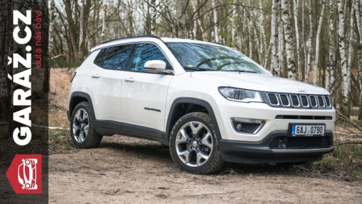 Jeep Compass video test
