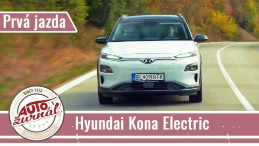 hyundai kona electric video test recenze