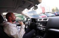 Test Subaru Impreza 1.6i-S – Roadblog.cz