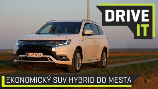 Mitsubishi outlander phev video test