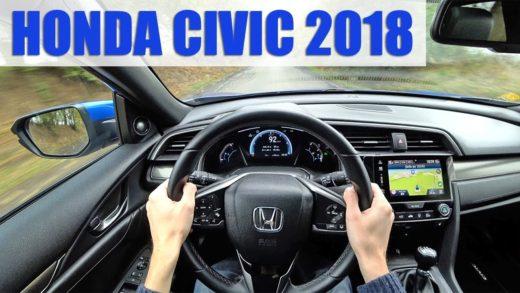 Honda Civic video test