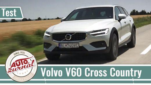 video test volvo V60cc recenze