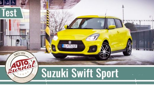 suzuki swift sport video test