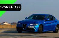 Test Alfa Romeo Giulia 2.2 diesel – Autožurnál