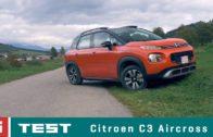 Citroën C5 Aircross – benzin vs. diesel – Garaz.tv