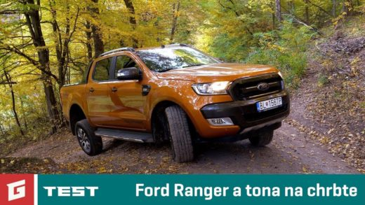 Ford-Ranger-video test