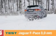 Test Jaguar F-Type – Meziplyn