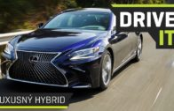 Test Lexus RX450h – Meziplyn
