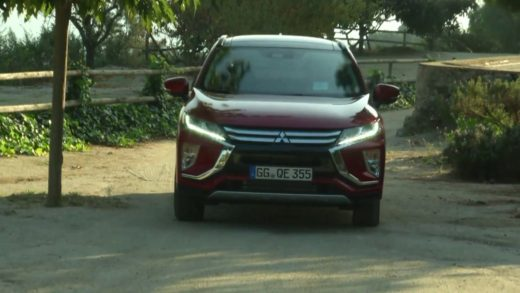 MITSUBISHI-ECLIPSE-CROSS-video-test