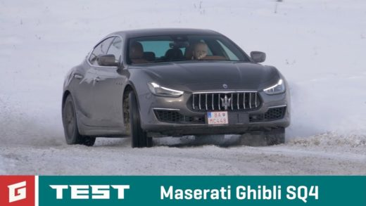 Maserati-Ghibli-SQ4-video test