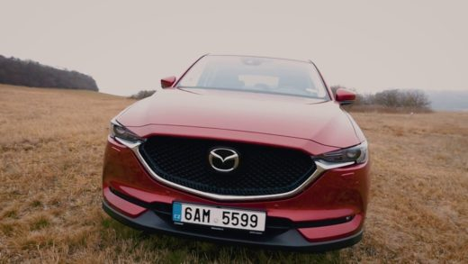 Mazda-CX-5 video test