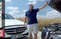 Test Mercedes-Benz E 220d a E 350d – Garáž.cz
