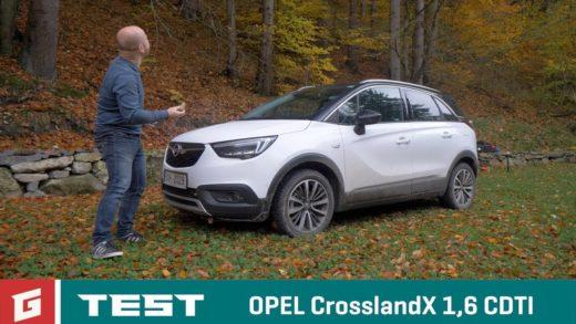 video test Opel-Crossland-X-TURBO-D