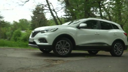 RENAULT-KADJAR-TCe-160-EDC video test