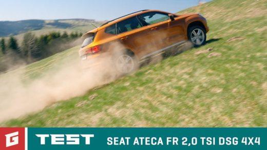 video test SEAT-ATECA-FR-20-TSI-DSG-4DRIVE