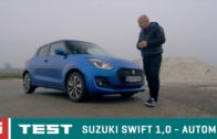 Test Suzuki Swift Sport – Drajf