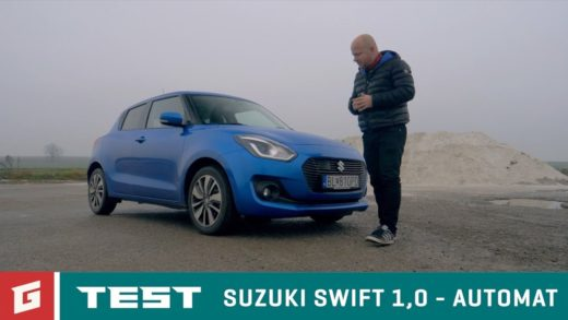 SUZUKI-SWIFT-1.0-BoosterJet-automat-video test