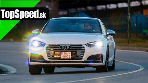 video Test-Audi-S5-typ-B9-recenze