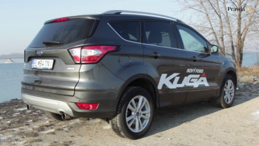 video Test-Ford-Kuga