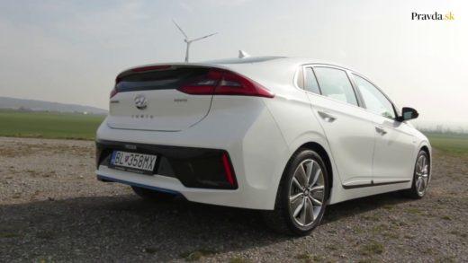 video Test-Hyundai-Ioniq-Hybrid