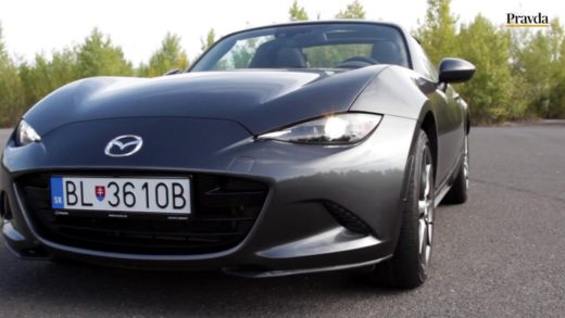 video Test-Mazda-MX-5-RF