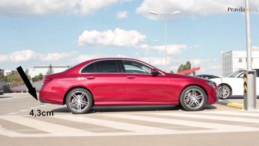 video Test-Mercedes-E350d e-Class