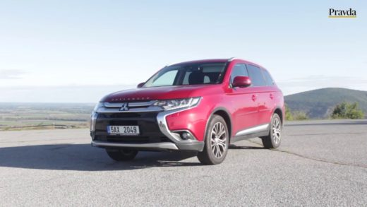 video Test-Mitsubishi-Outlander
