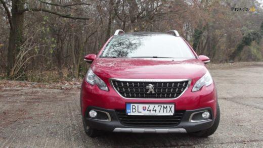video Test-Peugeot-2008