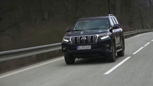 Toyota-Land Cruiser video test