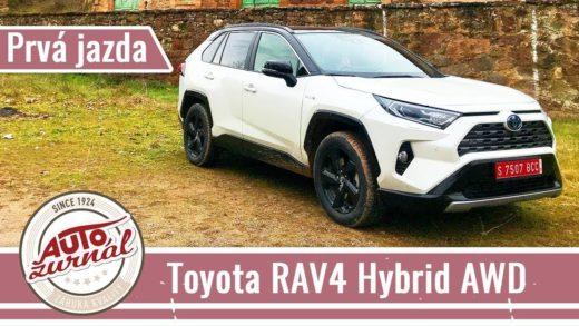 Toyota-RAV4-Hybrid-2WD4WD-2019-video test recenze