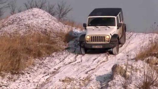 Video test-Jeep-Wrangler-2.8-CRD
