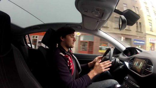 Video test-Peugeot-308