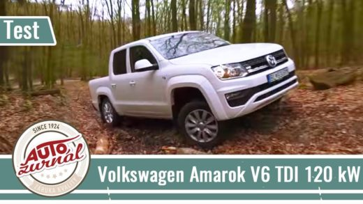 Volkswagen-Amarok-TDI-V6-120-kW-video test recenze