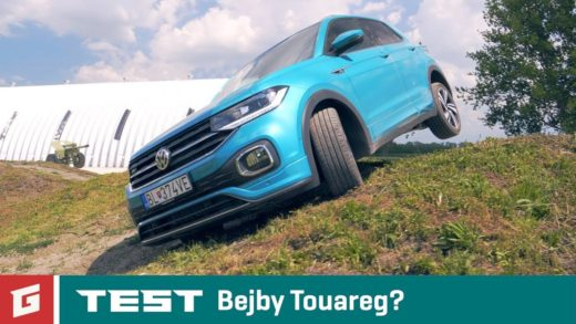 video test Volkswagen-T-Cross-1.0-TSI recenze
