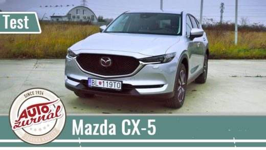 video test mazda cx-5 recenze