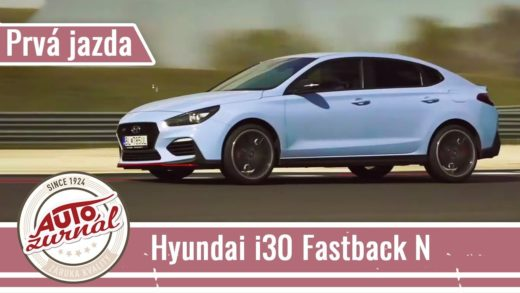 hyundai i30 fastback N video test