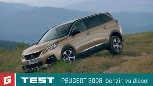 Peugeot 5008 video test