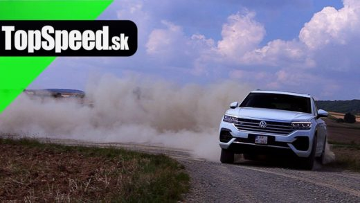 video test volkswagen touareg recenze