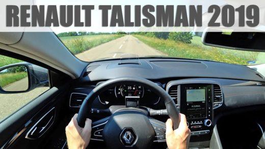 video test renault talisman recenze