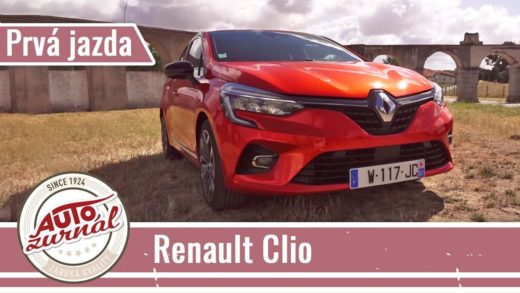 Renault Clio video test